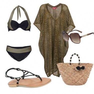 Outfit Finalmente spiaggia