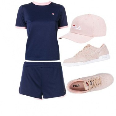Outfit Fila