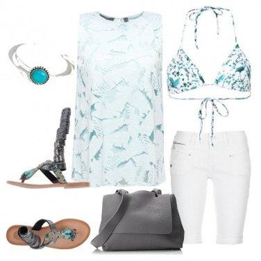 Outfit Dalla spiaggia alla cena