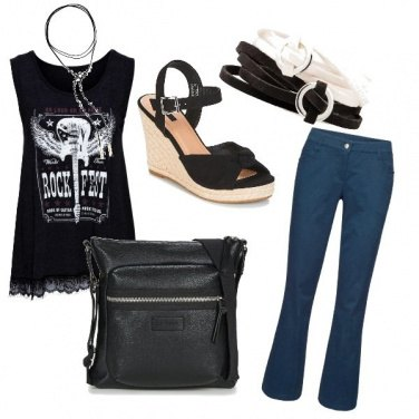 Outfit Rock #1912