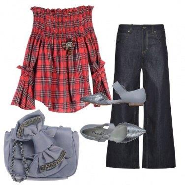 Outfit Serata al pub