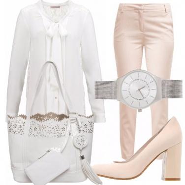 Outfit Elegante, in ufficio!