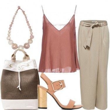 Outfit Semplice e bella