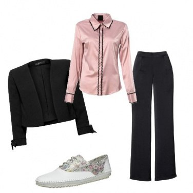 Outfit Completo pantalone