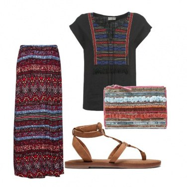 Outfit Etnico #2074