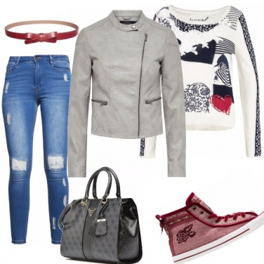 Outfit Mamma sprintosa