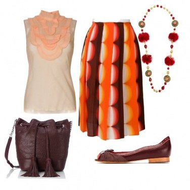 Outfit Etnico #2075