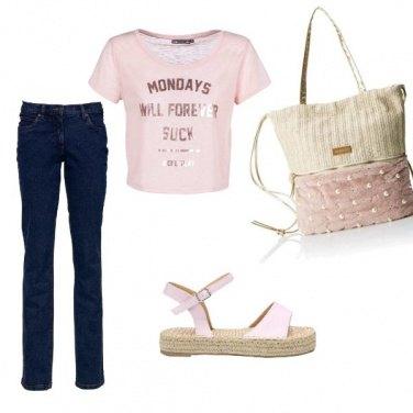 Outfit In giro per il mondo
