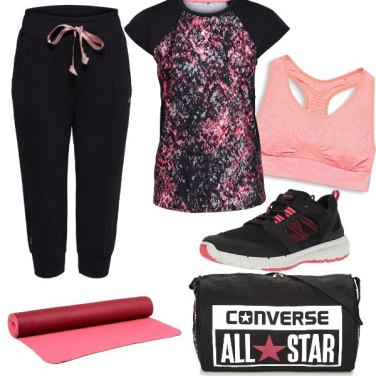 Outfit Yoga dinamico