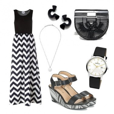 Outfit Black&White#2
