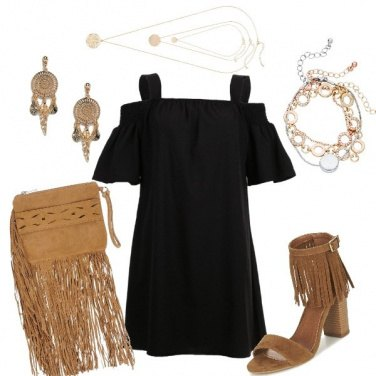 Outfit Go To Gold Accessories!