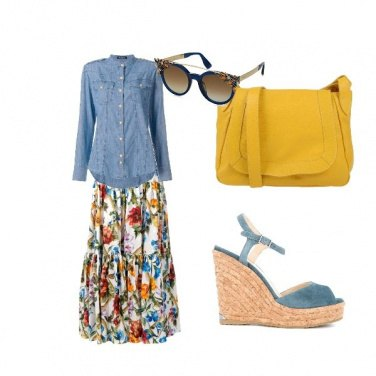 Outfit Estate gipsy