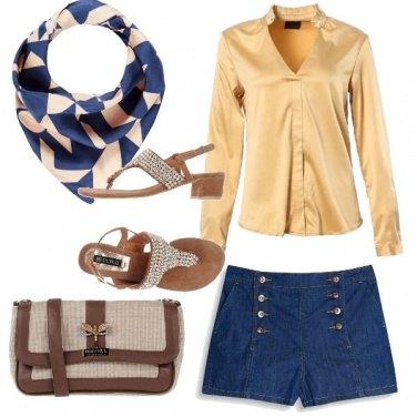 Outfit Come le dive anni \'70