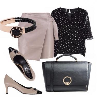 Outfit Prima riunione di lavoro