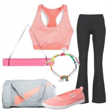 Outfit Ore 10 lezione di yoga