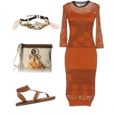 Outfit Etnico #2080