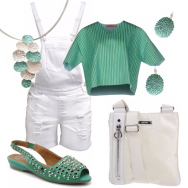 Outfit All\'incontro di volley