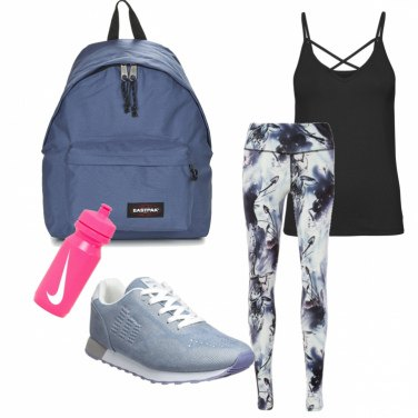 Outfit Yoga time!