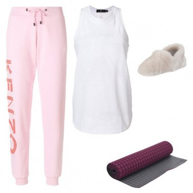 Outfit Yoga Time..