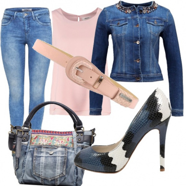 Outfit All jeans