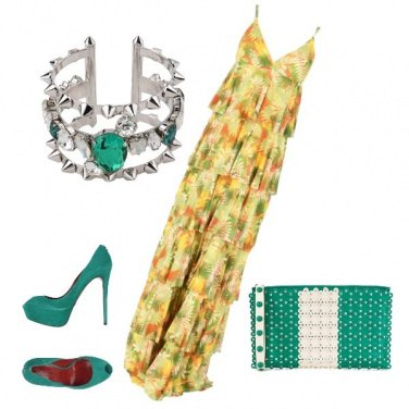 Outfit Basic #8722