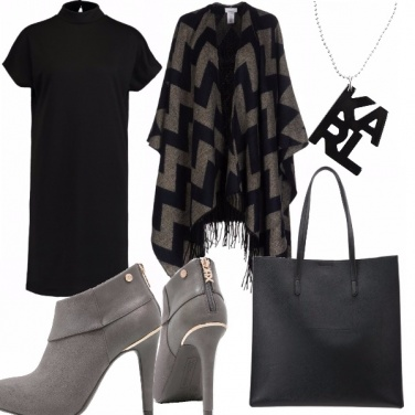 Outfit Poncho #musthave
