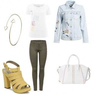 Outfit Yellow vibes
