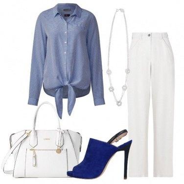 Outfit Easy chic in ufficio