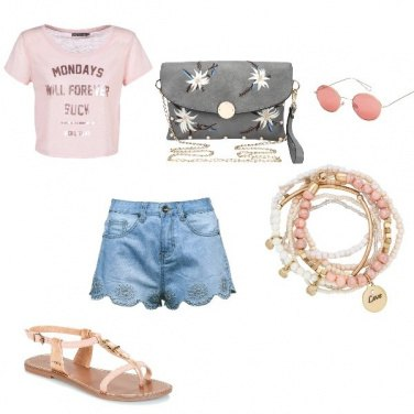 Outfit Summer day out
