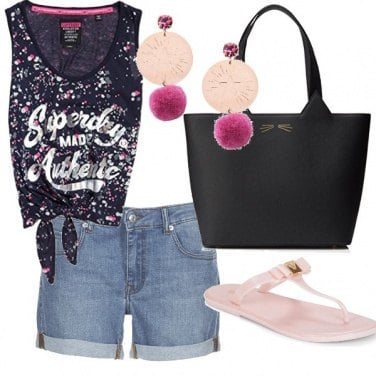 Outfit Trendy #13432