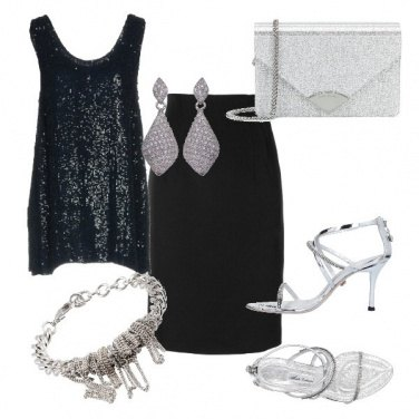 Outfit Sexy #1821