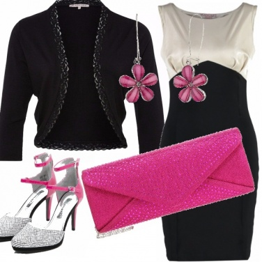 Outfit Fuxia