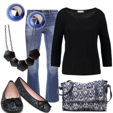 Outfit Verso il week end