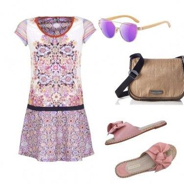 Outfit Ciabattina Glam