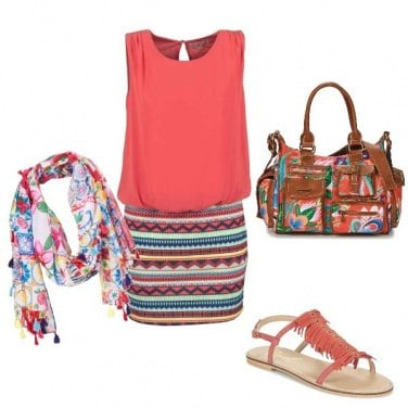 Outfit Etnico #2088