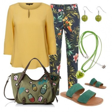 Outfit Etnico #2089