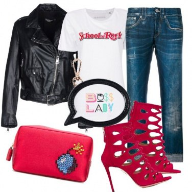 Outfit Rock #1914