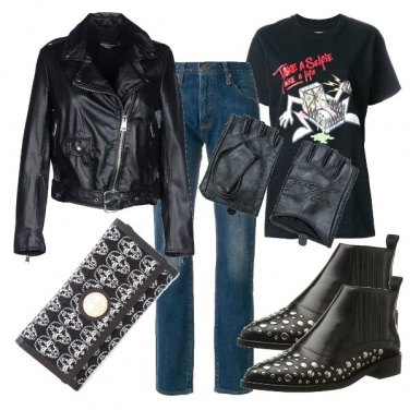 Outfit Rock #1915