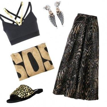 Outfit Sera d'estate