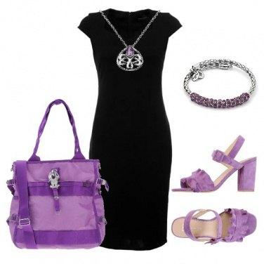 Outfit Lillà
