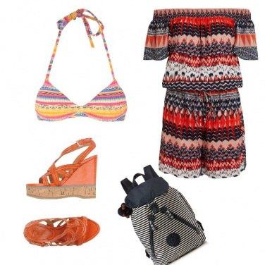 Outfit Sole e mare