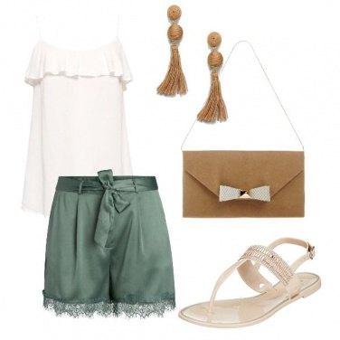 Outfit Serata in comodità