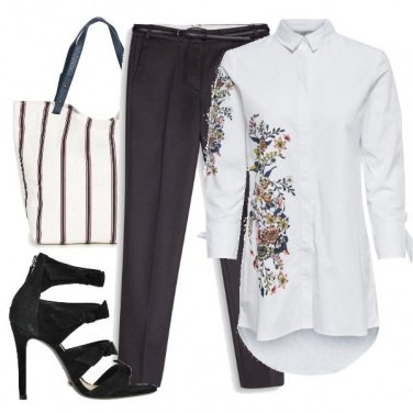 Outfit In camicia