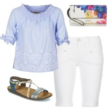Outfit A fare la spesa