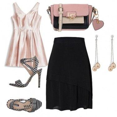 Outfit Sera romantica