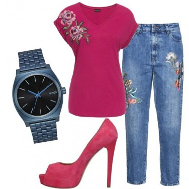 Outfit Tacchi alti