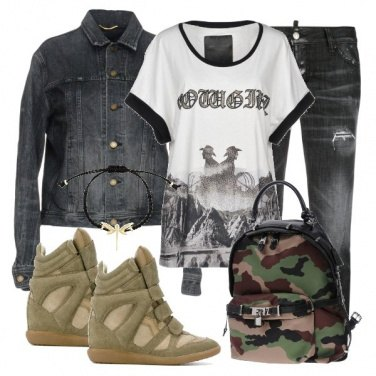 Outfit Basic #8768