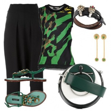 Outfit Etnico #2091