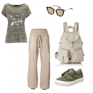 Outfit Etnico #2107