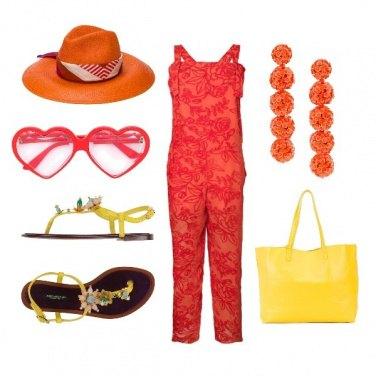 Outfit Armonia analoga donna